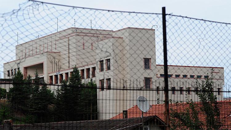 Embajada de EE.UU. en Estambul