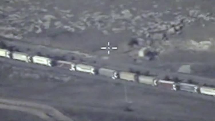 Rusia aconseja a EE.UU. usar sus propios medios para detectar el contrabando de crudo a Turquía