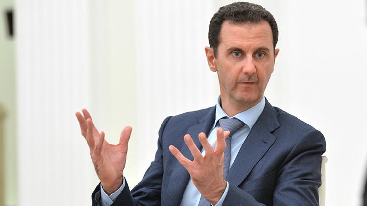 """Al Assad: La campaña británica es un """"fracaso"""" y las palabras de Cameron, """"una serie humorística"""""""
