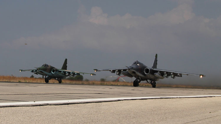 ¿Más cerca del final? Rusia estrena nuevas bases en Siria cercando al Estado Islámico