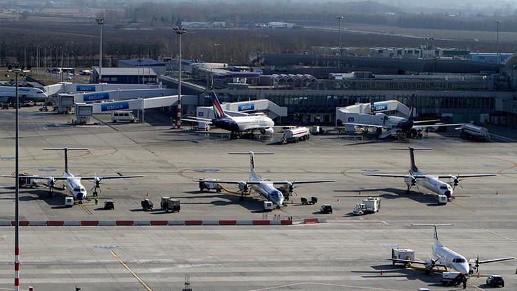 Aterriza de emergencia en Budapest un avión de pasajeros por amenaza de bomba