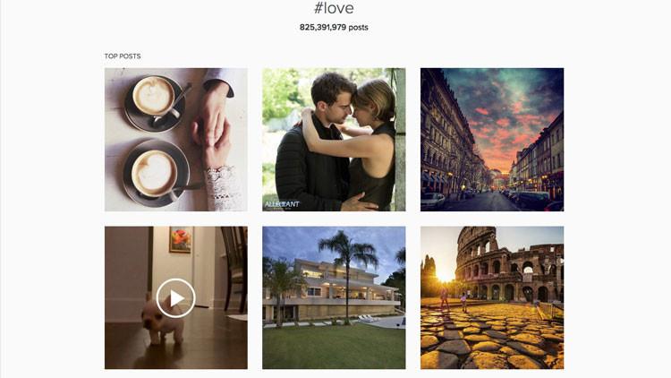 ¿Sabría adivinar los 'hashtags' más usados en Instagram y Twitter en 2015?