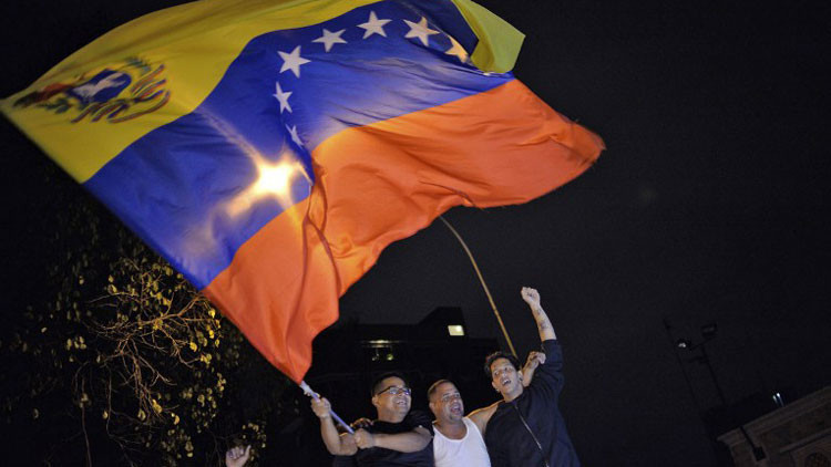 La MUD obtiene la mayoría de los curules en la Asamblea venezolana