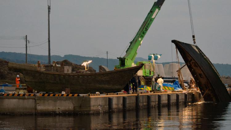 El misterio continúa: hallan en Japón otro 'barco fantasma' con cadáveres a bordo