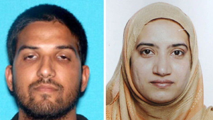 FBI: Los autores de la masacre de San Bernardino hicieron prácticas de tiro días antes del atentado