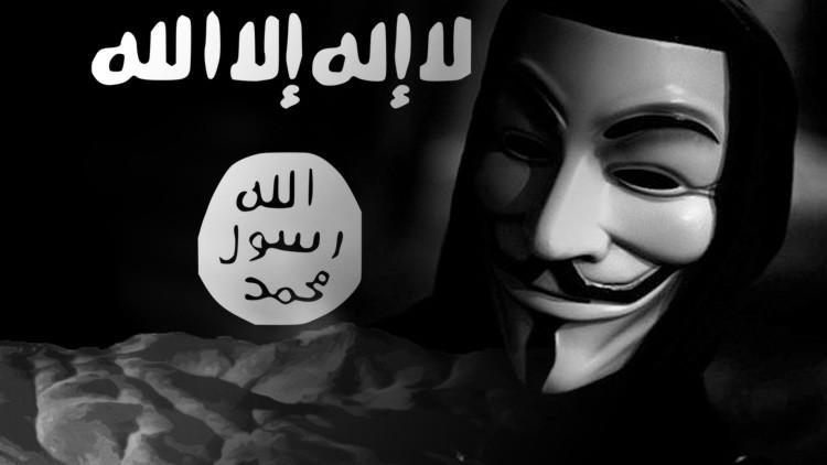 Anonymous anuncia el Día del Troleo al Estado Islámico