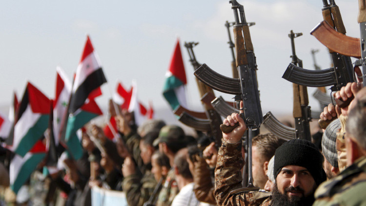 """""""La coalición internacional intenta enemistar a Rusia y Siria"""""""