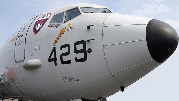 Crisis en el mar de la China Meridional:  EE.UU. despliega un avión espía en la región