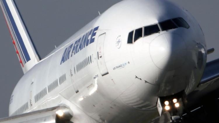 Un vuelo de Air France de San Francisco a París es desviado a Montreal por una amenaza de bomba