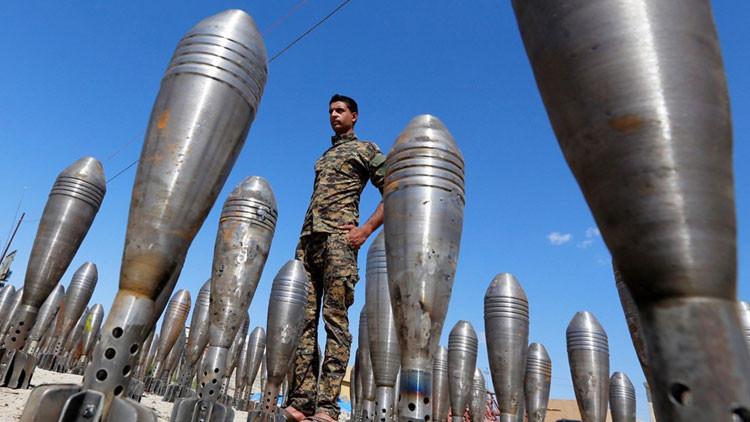 Revelan los orígenes del arsenal que el EI usa para cometer atrocidades contra la humanidad