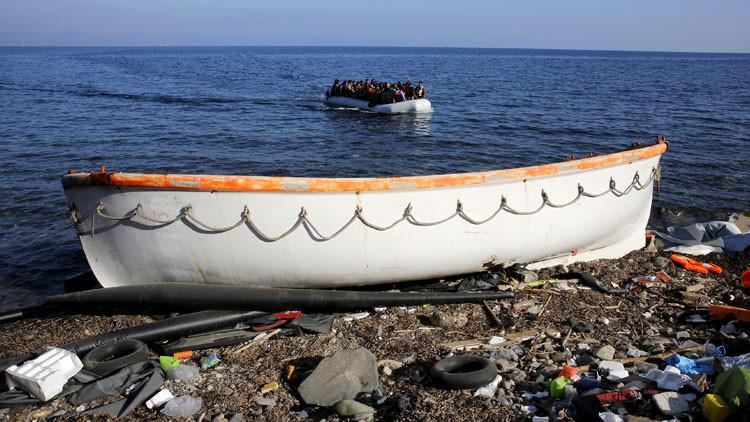 Seis niños inmigrantes mueren ahogados frente a las costas de Turquía