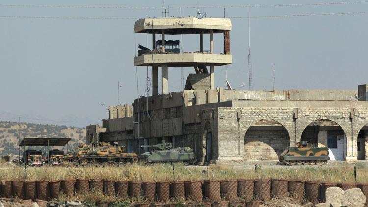 Rusia considera ilegal la presencia de tropas turcas en Irak