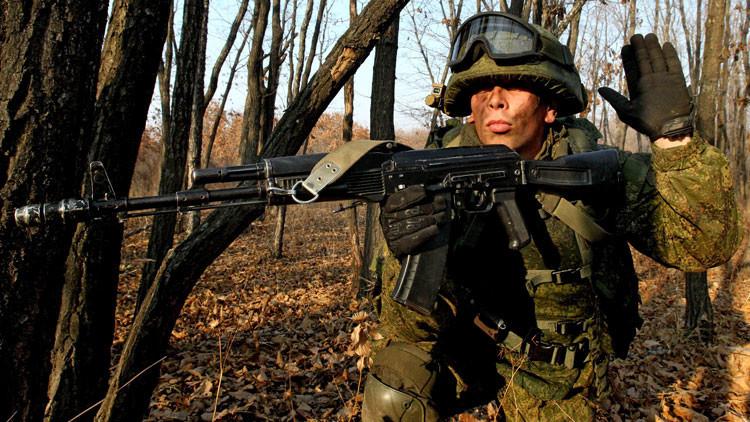 Científicos rusos crean un camuflaje de invisibilidad para militares
