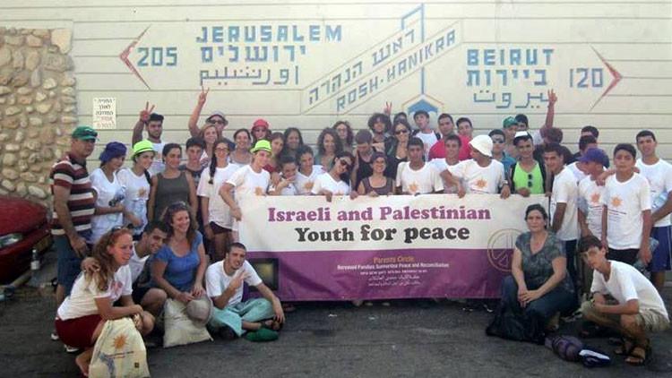 """""""La ocupación mata a Israel y yo lo amo"""": cuando la muerte une a palestinos e israelíes"""