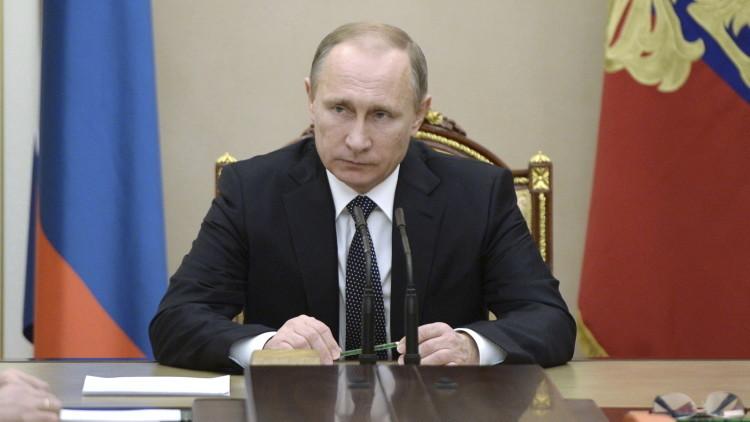 """Putin: """"La información de la caja negra del Su-24 no cambiará nuestra postura respecto a Ankara"""""""