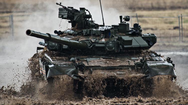 Irán manda expertos para comprar en Rusia carros de combate T-90