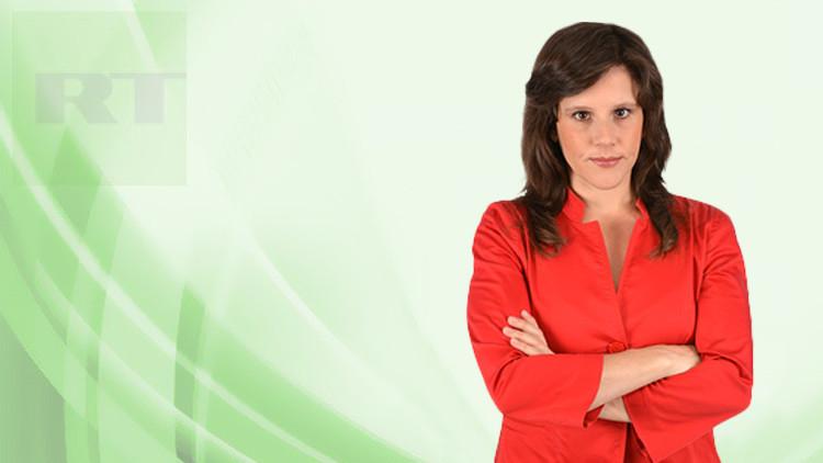 Abogada y escritora Eva Golinger habla con los internautas