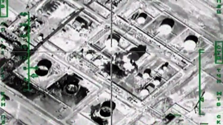 Cuatro días de infierno para el EI: todos los datos sobre el intensivo bombardeo ruso en Siria