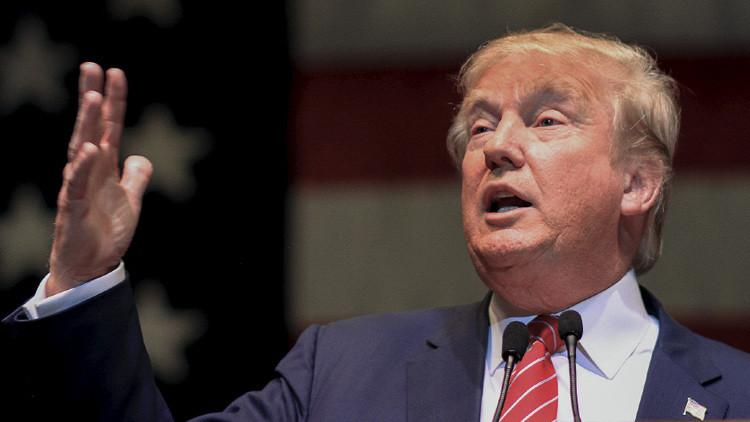 """Casa Blanca: """"Los comentarios antimusulmanes de Trump lo inhabilitan como candidato"""""""