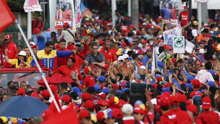 Rusia se opone a cualquier provocación externa que genere tensión social en Venezuela