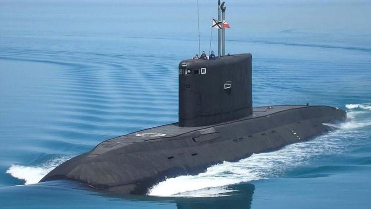 El 'Agujero Negro' vs el Estado Islámico: Todo sobre uno de los submarinos menos ruidosos del mundo