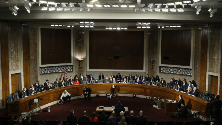 Los demócratas del Senado estadounidense anuncian su propio plan para acabar con el EI