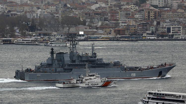 Medios turcos alientan la rusofobia creando pánico en la población por despliegue de fuerzas rusas