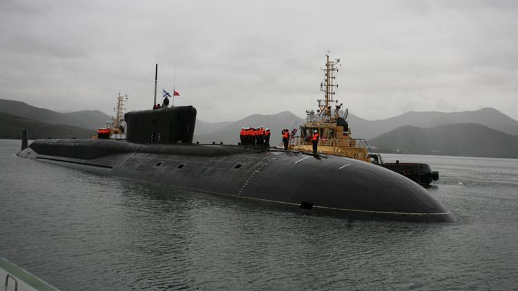 """Occidente destaca el """"extraordinario"""" éxito de la Armada rusa"""