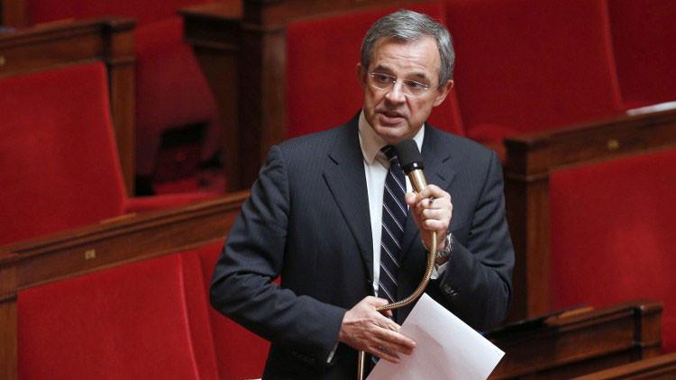 """Instan a Francia a anular las """"ineficaces e ilegales"""" sanciones contra Rusia"""