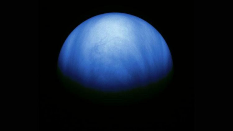 Impresionante: La NASA publica espectacular fotografía de Venus