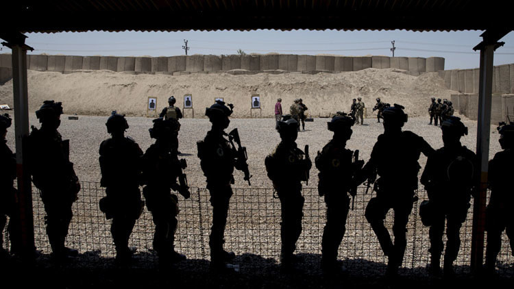 100.000 militares podrían entrar en Irak y Siria bajo el mando de EE.UU para luchar contra el EI