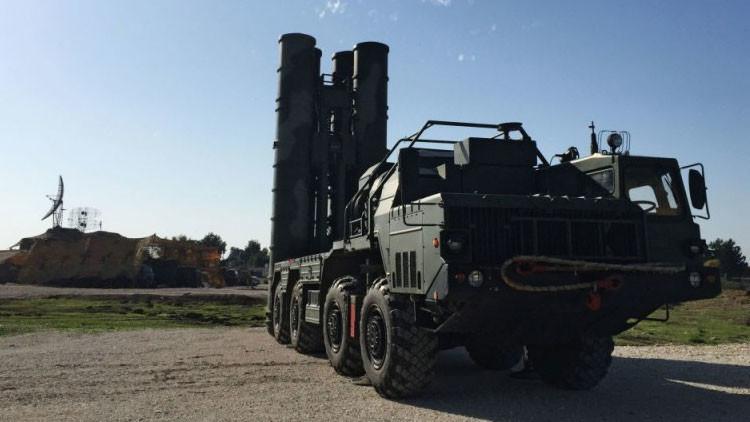 Rusia despliega los sistemas de defensa S-400 en el noroeste del país