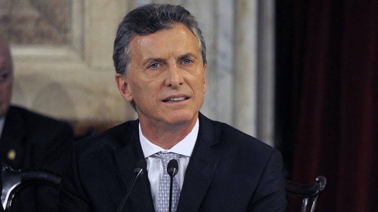 Primer discurso presidencial: Mauricio Macri revela los tres principales objetivos de su mandato