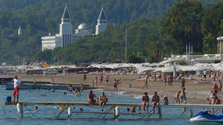 La CIA advierte de posibles ataques del Estado Islámico a turistas rusos en Turquía