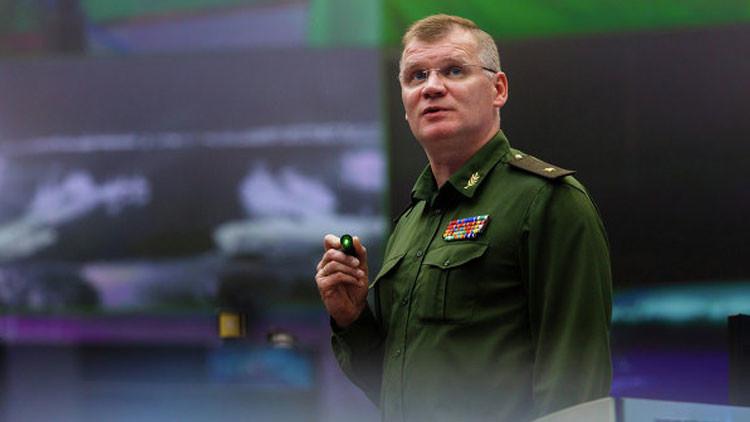 El Ministerio de Defensa ruso desmiente haber realizado una incursión en el espacio aéreo de Georgia