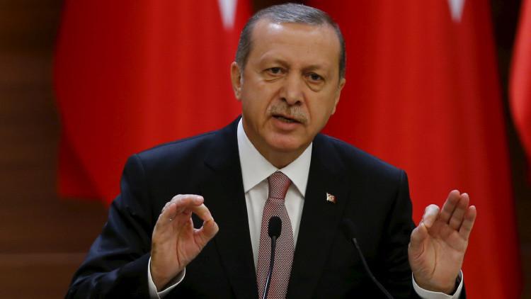 """Erdogan: """"La retirada de nuestros soldados de Irak está fuera de discusión"""""""