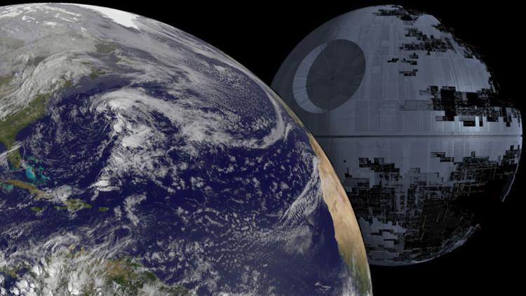 ¿'Star Wars' hecho realidad? NASA presenta un método real para construir una Estrella de la Muerte