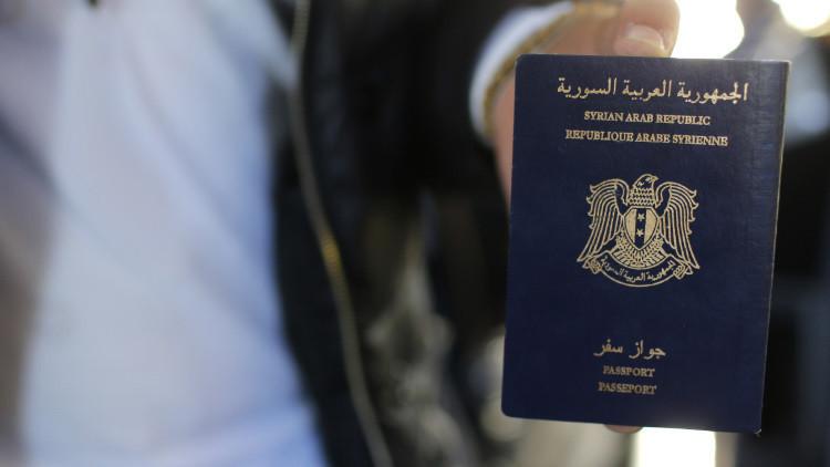 """Inteligencia de EE.UU.: """"El Estado Islámico tiene una impresora de pasaportes sirios"""""""