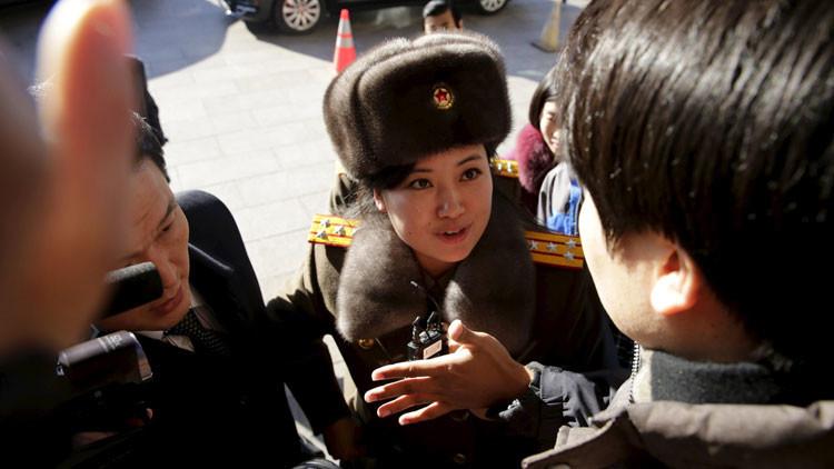 Los rumores sobre la ejecución de la líder de las 'Spice Girls' norcoreanas son falsos