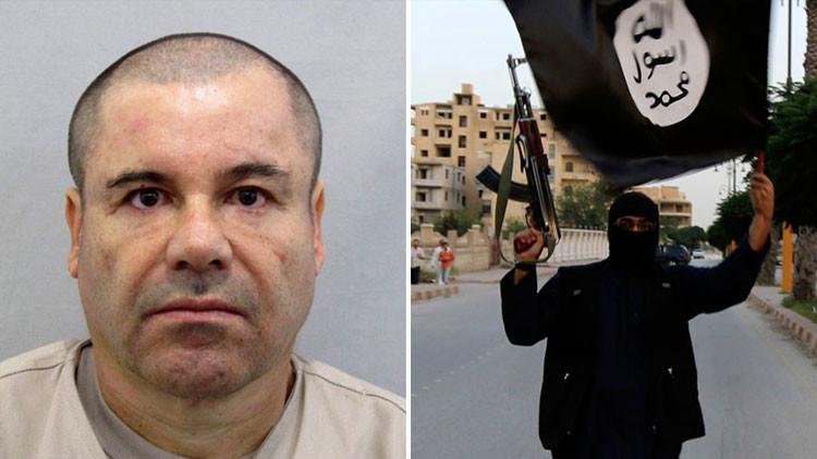 Todo era una broma: la noticia viral de la guerra entre 'El Chapo' y el Estado Islámico era falsa