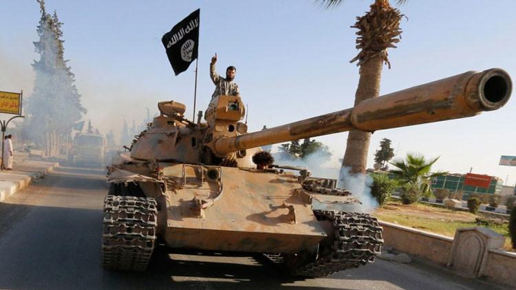 ¿De dónde consiguen los miembros del Estado Islámico sus 'juguetes'?