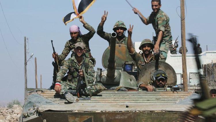 Rusia inicia la entrega de armamento al Ejército Libre Sirio para luchar contra el Estado Islámico