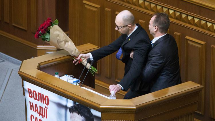 Cómo la política de Ucrania se convirtió en un meme: la Red reacciona a la pelea en el Parlamento
