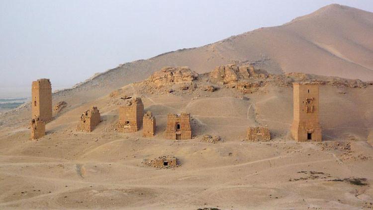 Turquía se niega a devolver a Siria las piezas arqueológicas robadas por el EI