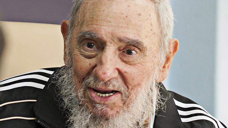 """Fidel Castro: """"Rusia y China conocen mucho mejor que EE.UU. los problemas del mundo"""""""
