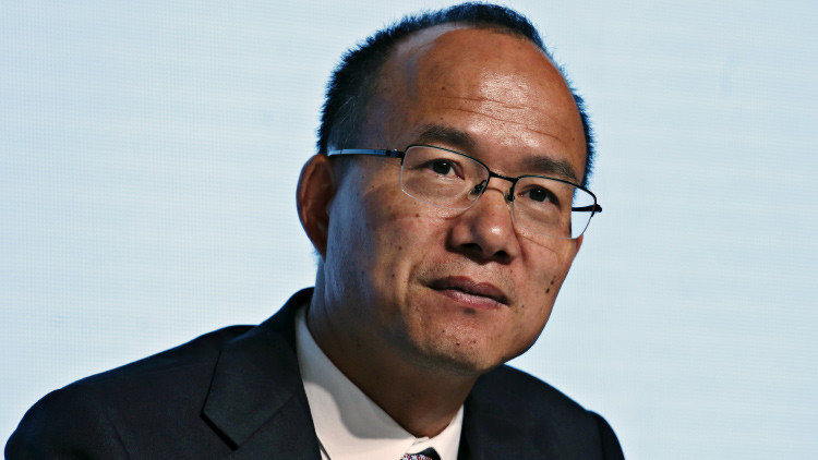 Guo Guangchang, el multimillonario chino.