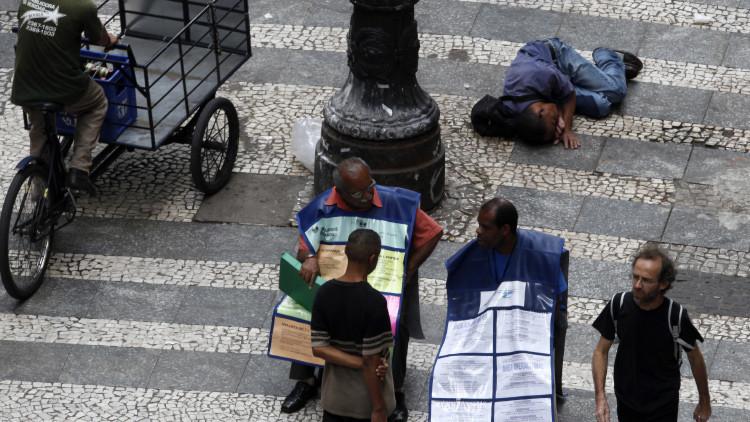 Difícil panorama: el desempleo sube en Latinoamérica después de cinco años
