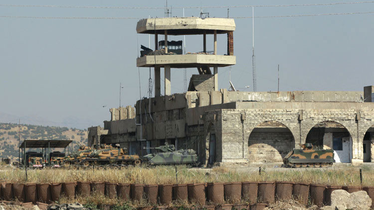Por el peligro que representa el EI: Erdogan justifica la presencia de las tropas turcas en Irak
