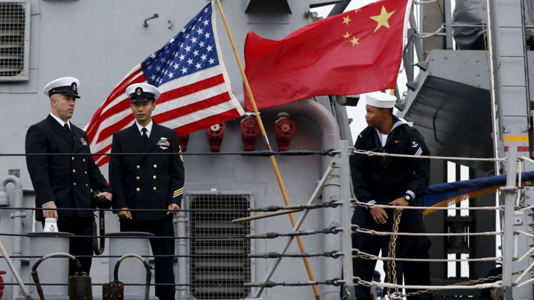 'The National Interest': Los 5 factores que podrían desatar una guerra entre EE.UU. y China