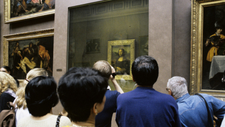 Encuentran la 'gemela rusa' de la Mona Lisa